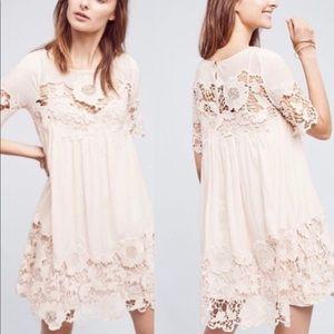 Anthropologie|Holding Horses Magnolia Lace Dress